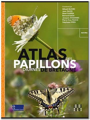 Atlas papillons diurnes bretagne 1