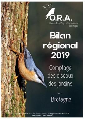 Bilan comptage oiseaux 2019