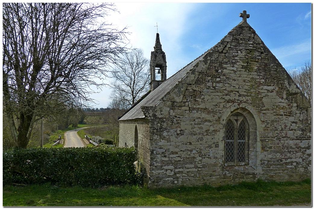 Chapelle saint paul scaer sp7