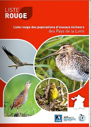 Liste rouge pdl oiseaux danger