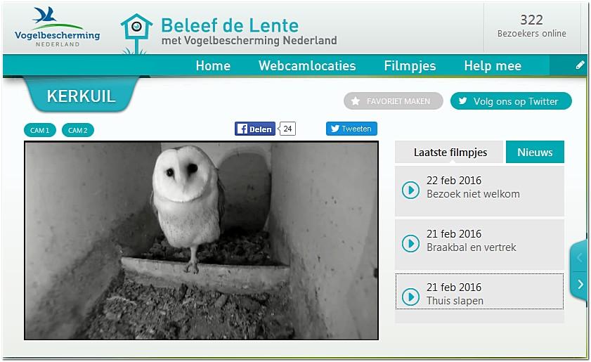 Site nederland live effraie a1